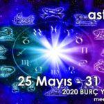 25-31 mayıs 2020 haftalık burç yorumları